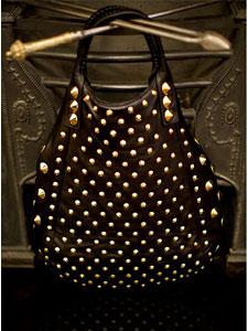 Be&D Studded Garbo Shoulder bag