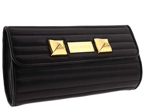 with the CC Skye Niki Clutch | Handbag du Jour-Designer Handbags