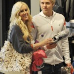 Heidi Montag Gets Glamorous with Valentino
