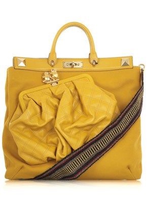 Haute Bag of the Week: the Marc Jacobs Robert Canvas Tote
