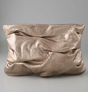 Haute Bag of the Week: Elie Tahari Daphne Oversized Clutch