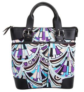 Emilio Pucci Swing Day Bag Ii