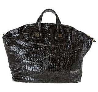 Givenchy Large Croc Nightingale