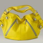Kooba Jagger Expandable Leather Shoulder Tote - Handbag du Jour