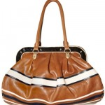 Roberta di Camerino Medium Sophie Trompe L'oeil top handle bag