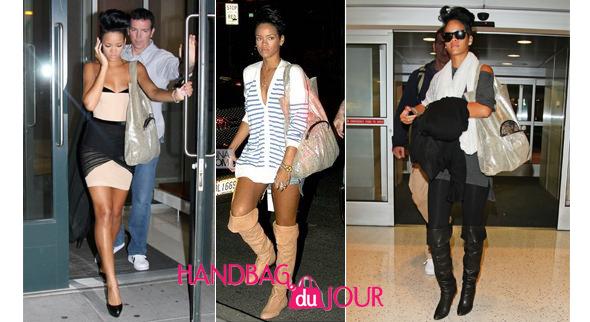 Rihanna Erva 'Razza' Tote