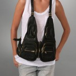 Alexander Wang Bianca Vest Bag Amber Rose