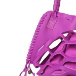 Kendall Conrad Playera bag in fuchsia