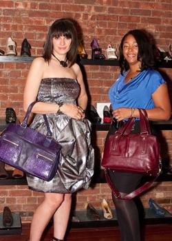 Handbag du Jour interviews handbag designer Joanna Maxham + a giveaway