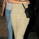Rihanna with Fleet Ilya Harness bag
