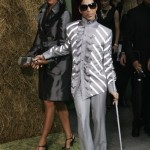 Prince at Chanel spring summer 2010