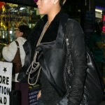 Stella McCartney Falabella City Chain tote rihanna