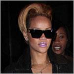 Celebrity bags - Rihanna