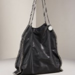 Stella McCartney Falabella City Chain tote black