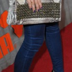 Jessica Stroup Guess her bag
