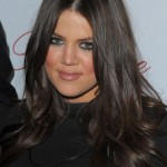 Khloe Kardashian Lamar Odom Philippe Restaurant West Hollywood grand opening Fendi Vintage Leather Baguette