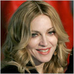 Celebrity bags - Madonna