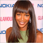 Celebrity bags - Naomi Campbell