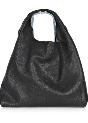 Alexander Wang slouchy leather shoulder bag - Handbag du Jour ...