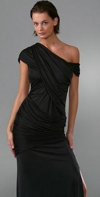 Alexander Wang's Slinky Long Dress