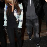 Beyonce and her Balenciaga Arena day bag party it up in Paris for Men's Fashion Week Jay-Z
