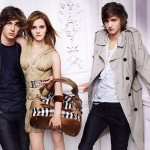 Emma Watson and her brother are the face of Burberry