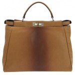 Fendi Degrade Peekaboo Tote
