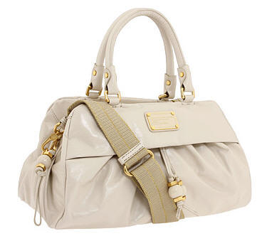 Source: Fashion Hippo Marc by Marc Jacobs New Q Groovee Satchel giveaway