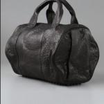 spring bags Alexander Wang rocco mini duffel bag