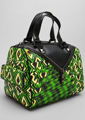 Gwen Stefani L.A.M.B. Worthington bag in African Argyle