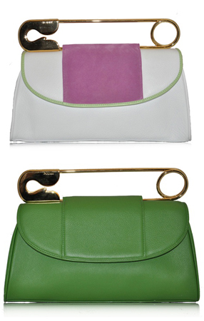 Gossip Girl-style for less: half-price Bodhi Safety clutches at the Guiltless Purse