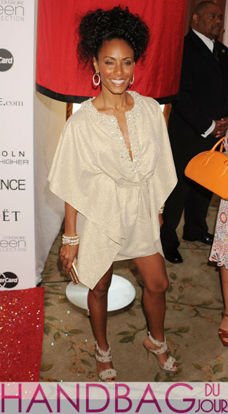 Jada Pinkett Smith carries Judith Leiber to 3rd Annual Essence Black Women in Hollywood Luncheon