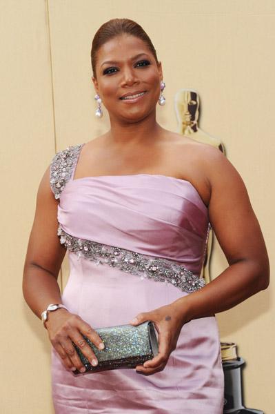 queen latifah 82nd annual Academy Awards oscar red carpet