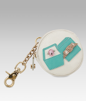 Accessory du jour: Ava Rose Engagement Ring Icon Coin Purse