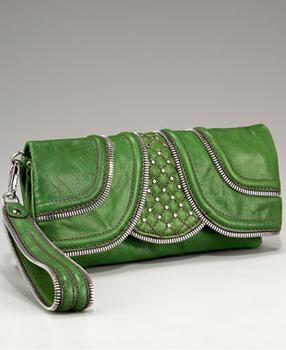 Haute bag of the week: Lockheart Zipcode Estelle Clutch
