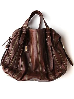 Zibba Marie Slouchy Zipper Handbag