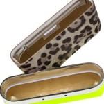 Haute bag of the week: Jimmy Choo 'Daphne' ponyskin leather clutch