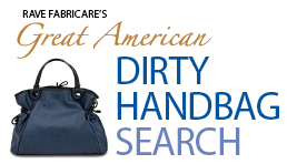 Think you've got the dirtiest bag in America? Enter the Great American Dirty Handbag Search