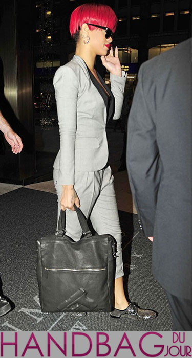 Rihanna's Guardian Angel bag by Vlieger & Vandam