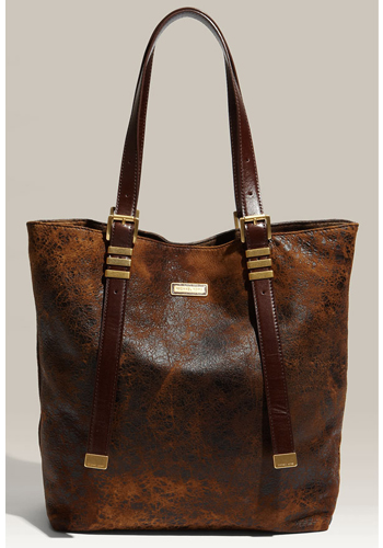 Michael Kors 'Darrington' Vertical Leather Tote