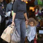 Guess her bag  Halle Berry out and about in Beverly Hills 26e54a6259270