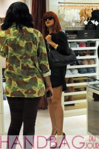 Rihanna-shopping-in-Sydney-Australia-with-friend-Melissa