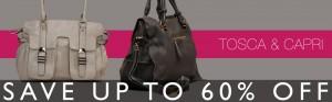tosca capri handbags