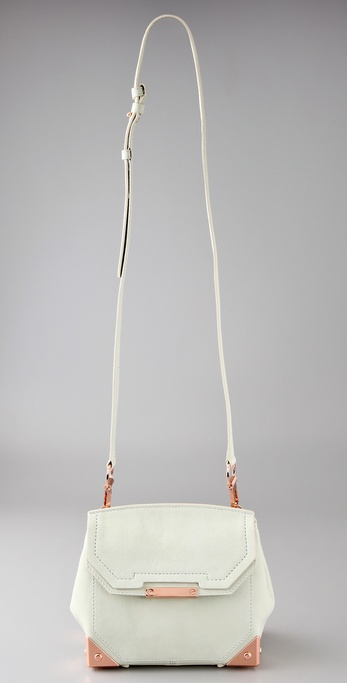 Alexander Wang Marion Mini Flap Bag full