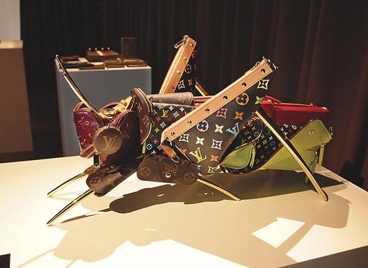 Billie Achilleos for Louis Vuitton beautiful creatures petite maroquinerie