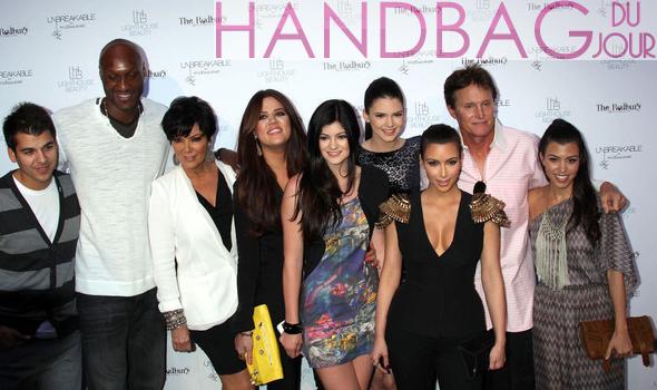 Khloe-Kardashian-and-Kardashian-Jenner-family