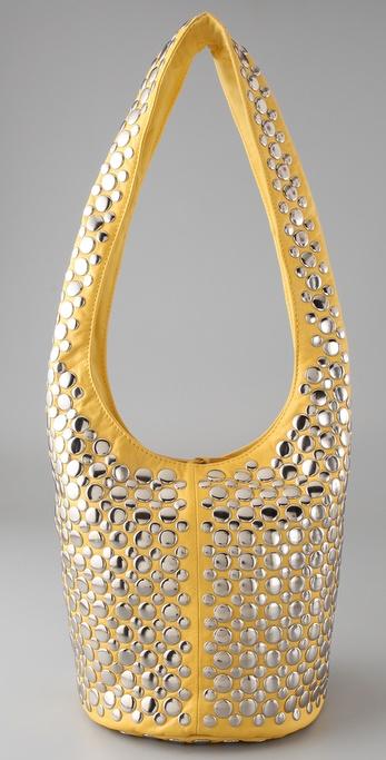 Rebecca Minkoff Studded Vamp Bag