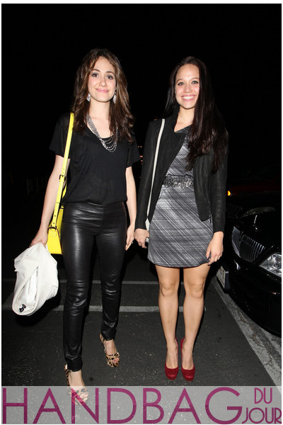 emmy-rossum-and-friend-prince-concert-kate-spade-bag-2