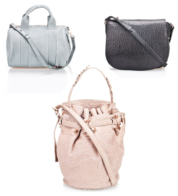 078fa9e9fa4b Handbags by Alexander Wang, Tod's, vintage Chanel and more at today's  online sales!