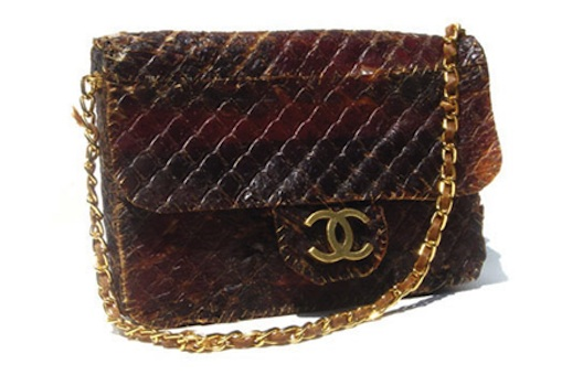 Chanel-Bag-made from Beef-Jerky Nancy Wu